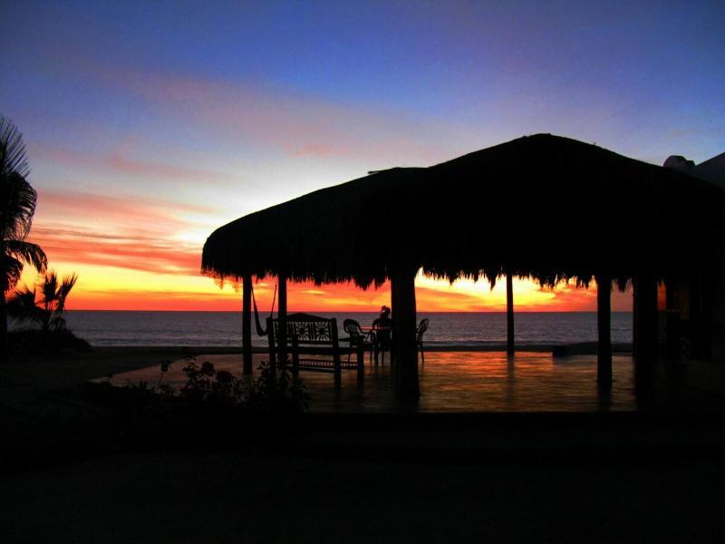 sunsetpalapacraigslist - Osprey San Pedrito beachfront  stunning views surf - Todos Santos - rentals