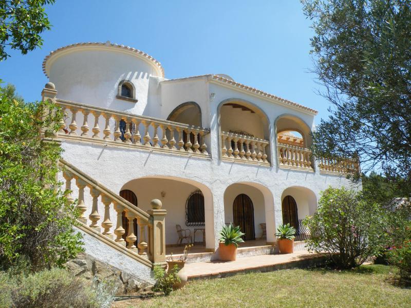 Lagardina - Lagardina, Javea, Cost Blanca-sleeps 2-10 - Javea - rentals