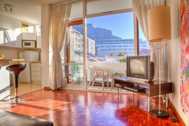 Light and bright studio apartment - Studio Martini in the heart of Cape Town - Cape Town - rentals