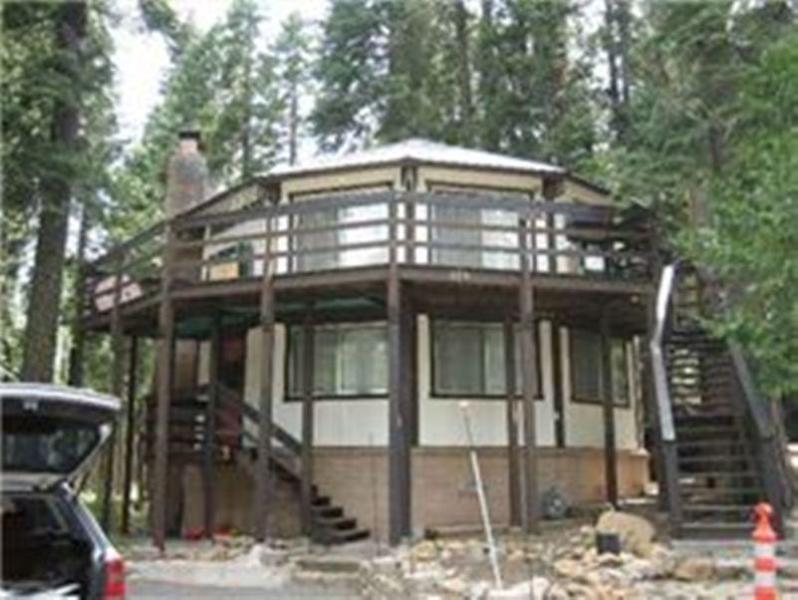 Our 12-sided Tahoe home - Unique West Tahoe Vacation Home - Homewood - rentals