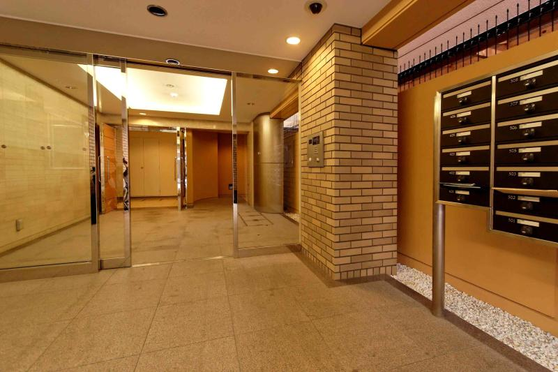 exterior entrance 03 - The Gion Apartments - for Monthly Stay - Kyoto - rentals