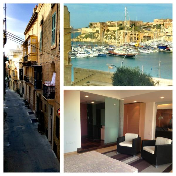 Luxury apartment - Vittoriosa luxury apartment - Birgu (Vittoriosa) - rentals
