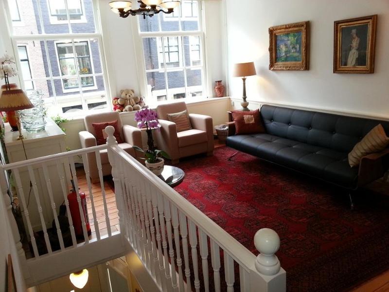 living room - Maes B&B - Amsterdam - rentals