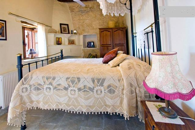 Helena House Bedroom - Vouni Lodge Cyprus Angelica House - Limassol - rentals