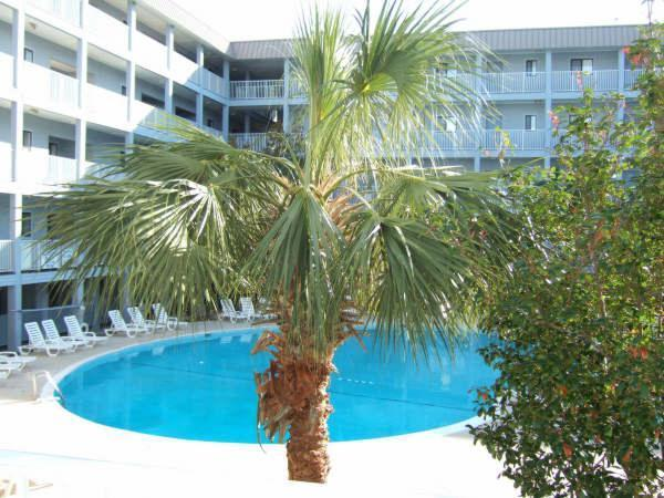 Building One houses the pool and grill - just downstairs - Hiltn Head 2BR/2BA - EXTREME MKOVR '11 - Free WiFi - Hilton Head - rentals