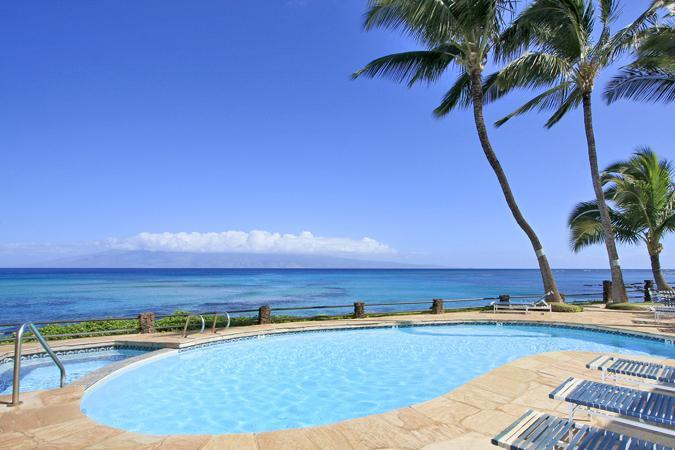 Beautiful Noelani Resort - Ocean Front Studio Deluxe Newly Remodeled @Noelani - Lahaina - rentals