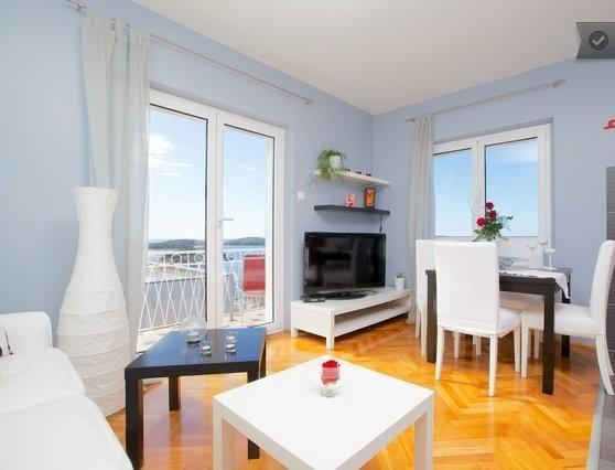 Apartment Lorenco Tudor: Red!  Central position in the centre of Hvar town! - Image 1 - Hvar - rentals