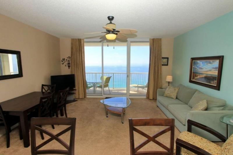 Oceanside Balcony with Great View at Majestic Beach Resort - Image 1 - Panama City Beach - rentals