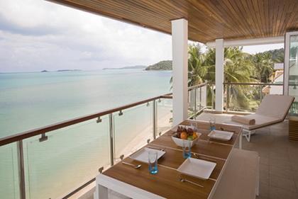 Postcard Perfect Views - OSHO - Beachfront Luxury Apatments - Bophut - rentals