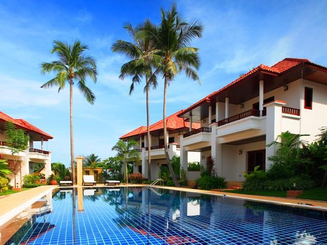 Stunning pool and setting - The Gardens - Mews houses set in tropical gardens - Koh Samui - rentals
