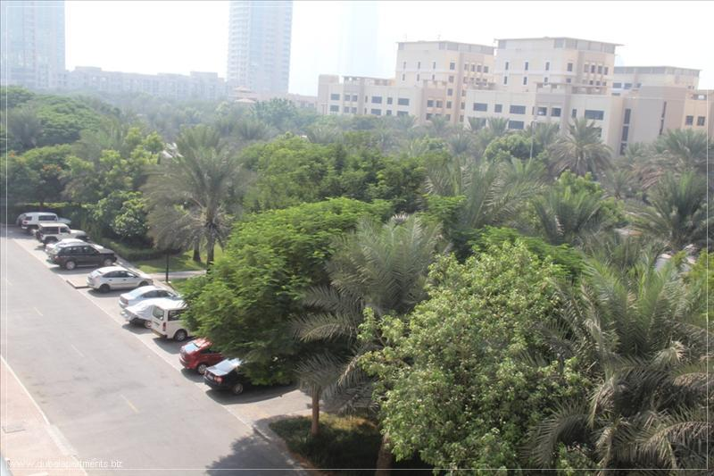 20-Amazing One Bedroom Fully Furnished Apartment In The Greens - Image 1 - Dubai - rentals