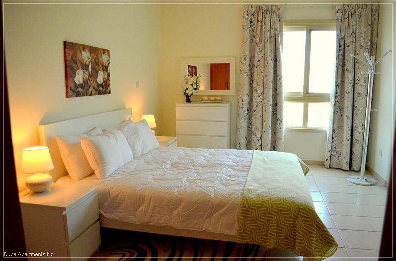 247-Nicely Furnished One Bedroom In Greens - Image 1 - Dubai - rentals