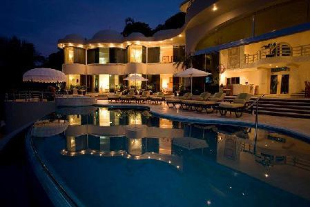 Elegant Oceanfront Paradise with Magestic Views, Butler, Chef -  Paraiso Villa - Image 1 - Mismaloya - rentals