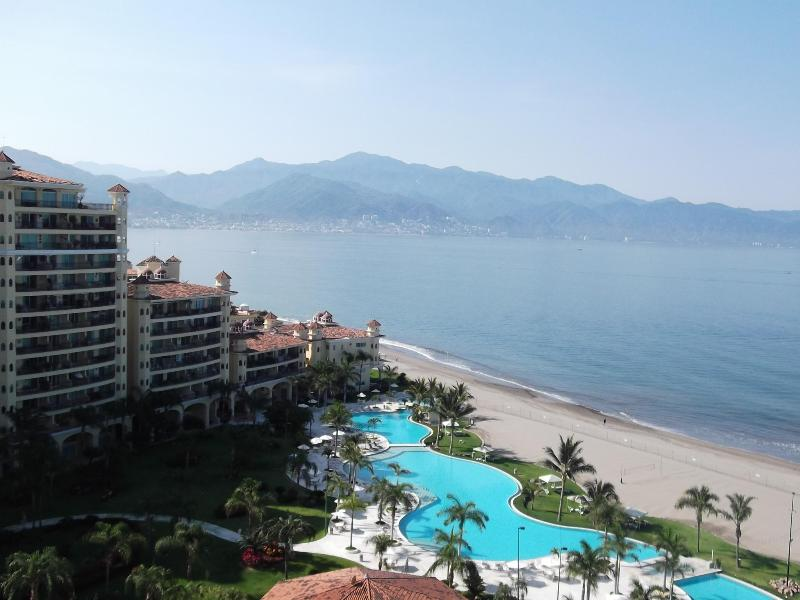 view from the Pent House - Bay View Grand B1206 PH - Puerto Vallarta - rentals
