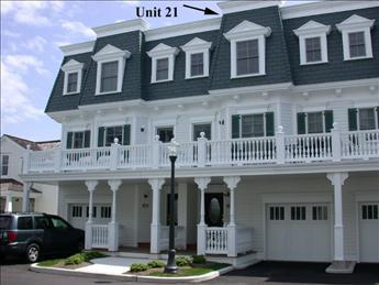 Ocean Sounds 26996 - Image 1 - Cape May - rentals