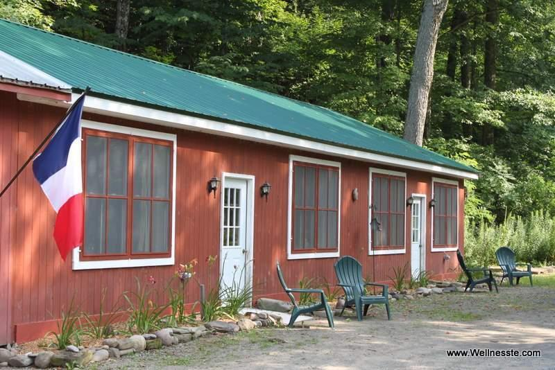 The Adirondack Cabin - Beautiful Riverfront Adirondack Style Cabin - Taberg - rentals