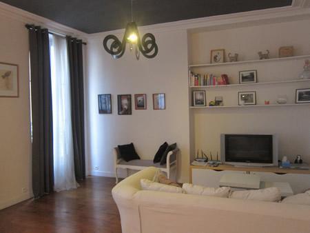 Living - Two bedroom Paris Apartment located in Marais - Paris - rentals