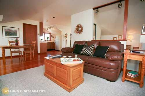 Cozy and comfortable - The Hayloft - a charming suite near Mendocino - Mendocino - rentals