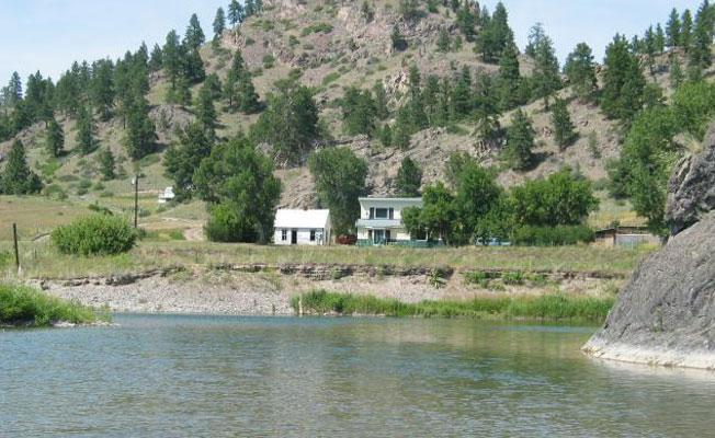 guide house and cabin - Gary Cooper Ranch Cabin with Private Fishing - Cascade - rentals