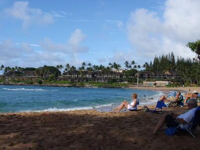Napili Bay Beach, right in front of The Napili Bay #111 - Napili Bay Resort #111, Beachfront, Oceanview WIFI - Lahaina - rentals