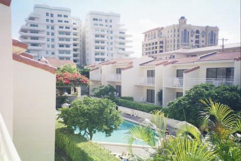 Ventura from master bedroom balcony - Ventura at Boca Raton - Boca Raton - rentals