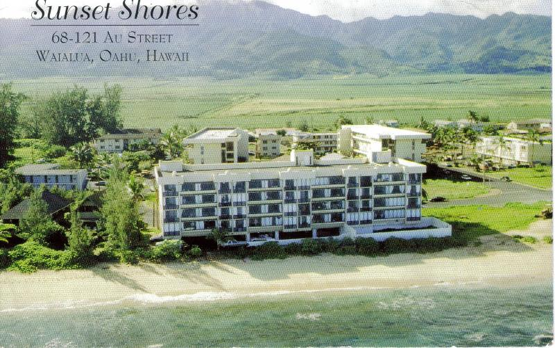 Ocean front Condo - Sunset Shores - Waialua - rentals