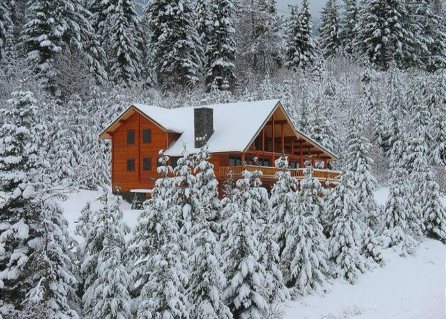 Winter Wonderland! - Million Dollar Views on 6+ Private Acres! 3 for 2 Fall Special! - Cle Elum - rentals