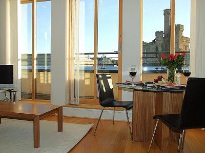 404 By the Bridge Apartment - Image 1 - Inverness - rentals