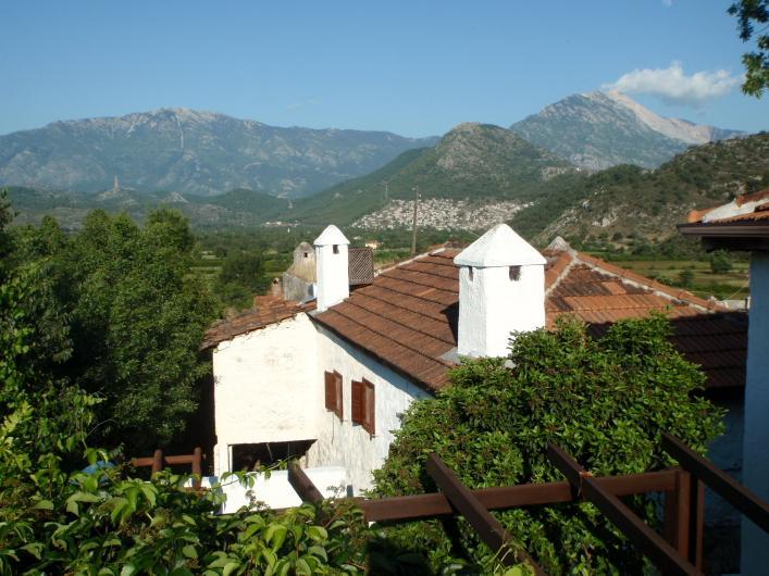 The Stables, restored whitewashed cottage - Image 1 - Fethiye - rentals