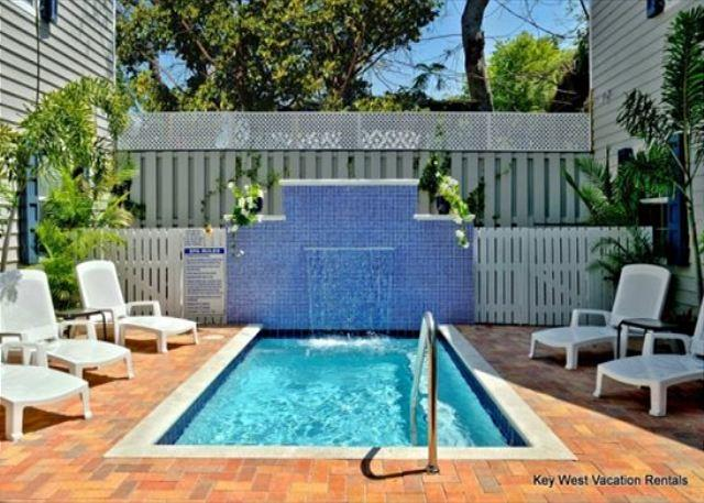 Providence Suite - Old Town Monthly Rental 1 Block to Duval. Gorgeous Grounds - Image 1 - Key West - rentals