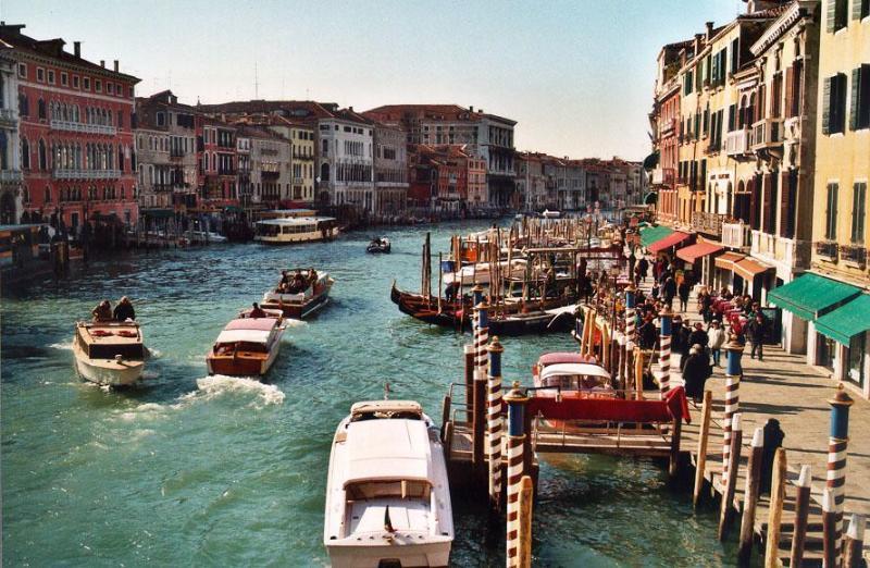 The Grand Canal - Venice on the Grand Canal - Venice - rentals