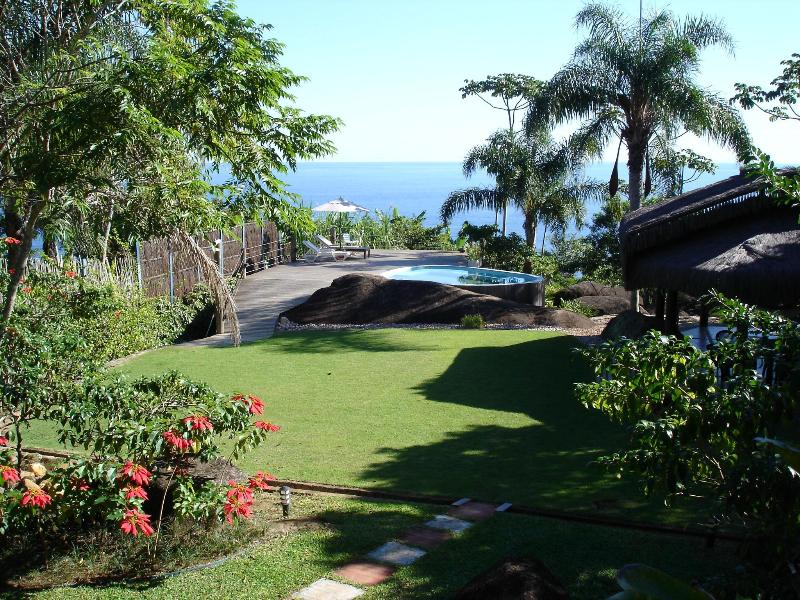 Complete relax area, ocean view, birds, moon and stars view… - Sítio Rodamonte: Relax surrounded of nature! - Ilhabela - rentals