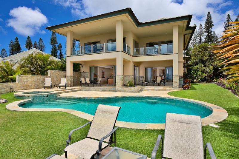 Luxury private Villaat an reasonable price - Private Maui: Kapalua Paradise - Kapalua - rentals