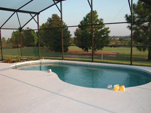 pool - ORLANDO villa nice view south golf pool disney - Haines City - rentals