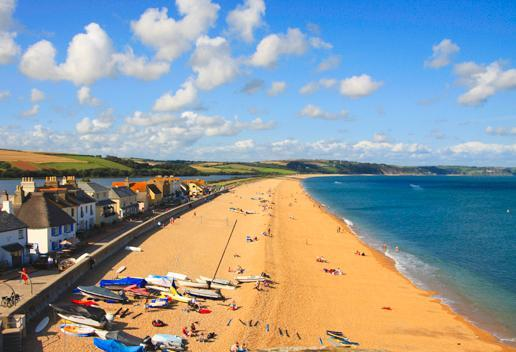 A stunning coastal location - Torcross village and Slapton Sands beach - Bijoux Getaway on Spectacular South Devon Coast - Torcross - rentals
