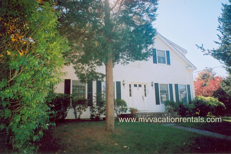 Exterior of House - PIKCA - - Edgartown - rentals