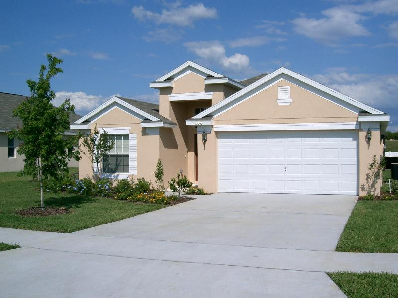 Villa Front - Luxury 4 Bed Family Villa Near Disney Orlando - Orlando - rentals