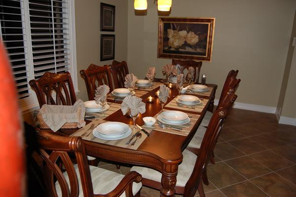 Dinner Party for Six - Cartwright - Exclusive, Private Home - Naples - rentals
