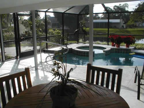 Take a Seat By Our Heated Pool - Fountainview -3br/2ba Pool/spa home near the beach - Naples - rentals
