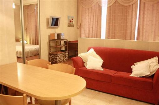 ROMANTIC STUDIO on Moika enb. 42,  near Hermitage - Image 1 - Saint Petersburg - rentals