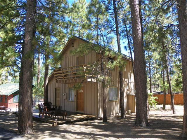 Rincon Cabin - Image 1 - City of Big Bear Lake - rentals