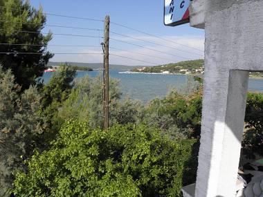 A5(2+1): view - 2657 A5(2+1) - Mrljane - Mrljane - rentals