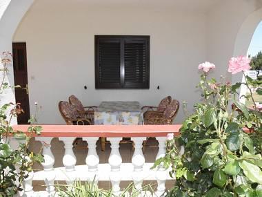 A1(4): covered terrace - 2623  A1(4) - Zaton (Zadar) - Zaton (Zadar) - rentals