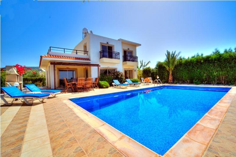 Villa Nayia - Villa Nayia - WIFI,Table Tennis,Sea Views,Pool&BBQ - Paphos - rentals