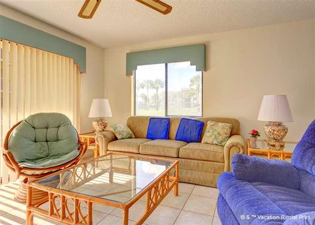 We want your Florida vacation to be as perfect as possible! - Ocean Village J14, Ground Floor Unit, 2 pools, tennis beach - Saint Augustine - rentals