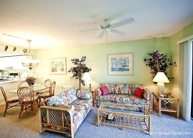 Welcome home! - Ocean Village L25, 2nd Floor Unit, Elevator, 2 pools tennis - Saint Augustine - rentals