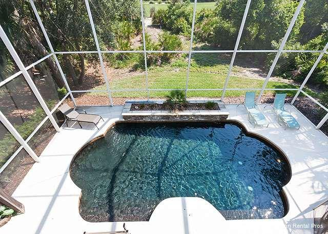 This is the picture of a perfect vacation! - Blue Heron Rental Ocean Hammock Resort, Private Pool, HDTV, Wifi - Palm Coast - rentals