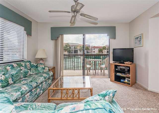 For family friendly vacation fun, enjoy condo living at Ocean Vi - Ocean Village G26, 2nd Floor, with 2 pools, , NEW HDTV - Saint Augustine - rentals