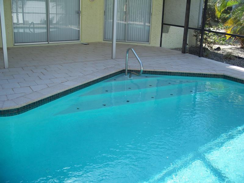 Pool - Dolphin House - Pool home on the gulf of Mexico - Bonita Springs - rentals