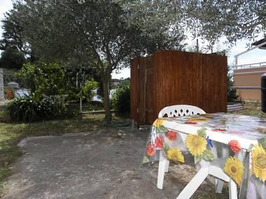 SA3(2): garden terrace - 2679 SA3(2) - Soline (Dugi otok) - Verunic - rentals